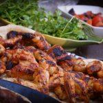 Recette de poulet au barbecue Cheerwine de Caroline du Nord