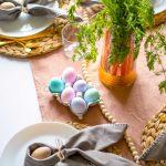 Comment préparer une table de Pâques amusante et familiale