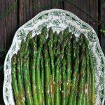 Vinaigrette aux asperges de Vic | Vignettes de cuisine pour PBS