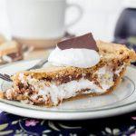S'mores Pie | Une recette de tarte folle et délicieuse