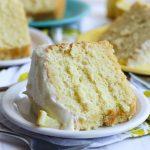 La meilleure recette de gâteau au chiffon au citron
