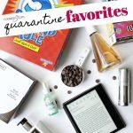 Favoris de quarantaine | Cookies et tasses
