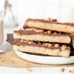 Recette de biscuits aux amandes et au roca | Cookies et tasses