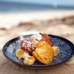 Beignets de banane à la noix de coco et au miel | Desserts aux fruits