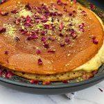 Recette d'Atayef (crêpe sucrée farcie au fromage): SBS Food