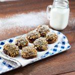 Biscuits au chocolat épicés (rame di Napoli) | Biscuits au chocolat