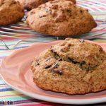 Cookies aux pépites de chocolat, une version plus saine et plus légère des cookies aux pépites de chocolat