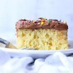 Recette de mélange de gâteau maison - Variations de vanille et de chocolat!