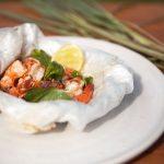 Recette de crevettes (crevettes en papillote): SBS Food