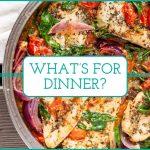 5 Repas faciles à préparer et à conserver au congélateur