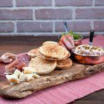Mini pains plats de style Modène (tigelle) | Recettes italiennes