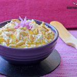 Fromage à la crème, thym citron et pignons de pin grillés, un délicieux pâté