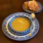 Recette de soupe aux lentilles et aux légumes