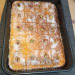 Basboosa de Sharokina (gâteau de semoule) | Recettes de gâteaux