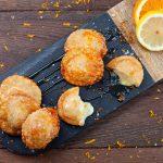 Beignets au miel et au fromage (seadas) | Pâtisserie