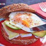 10 recettes de sandwichs, sandwiches et toasts aux œufs pour le `` lundi sans viande ''