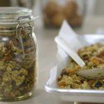 Granola préféré de Donal | Petits déjeuners sains