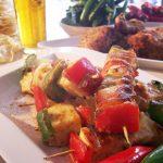 Brochettes de cornichons et légumes | Recettes de barbecue