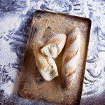 Mini baguettes | Recettes de pain