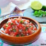 Pico de gallo, recette traditionnelle de sauce mexicaine qui enrichira vos plats