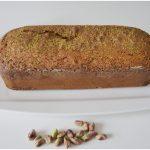 »Plumcake aux pistaches - Recette de Plumcake aux pistaches de Misya