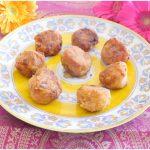 »Boulettes de viande aux poivrons et pommes de terre