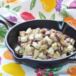 Précuire l'aubergine pour préparer des plats plus sains et plus légers
