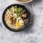 Tori Paitan ramen | Recettes de soupe aux nouilles