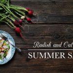 Radis et salade d'été aux baies d'avoine | Vignettes de cuisine pour PBS