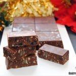 16 recettes de nougat au chocolat très variées, toutes très faciles à réaliser