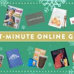 Guide des cadeaux des Fêtes 2020 pour Home Cook: Cadeaux de dernière minute en ligne