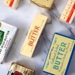 Ce que nous cuisinons: nos marques de beurre préférées