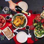 Dîner de Noël: porc vs dinde, quel est le meilleur?