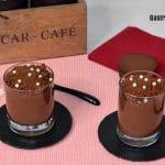 Pudding au chocolat, café et whisky, un dessert simple et délicieux pour les fêtes
