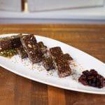 Barres granola au beurre de cerise et d'amande |  Recettes de boîtes à lunch faciles