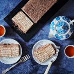 Recette de gâteau aux biscuits sans cuisson |  Nourriture SBS