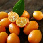Spaghetti aux kumquats, mandarines chinoises