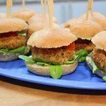 Burgers aux lentilles, recette végétarienne