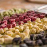 Gnocchi à la ricotta arc-en-ciel |  Recettes de pâtes