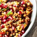 Couscous végétalien marocain de Heston avec romesco épicé |  Recettes Heston Blumenthal
