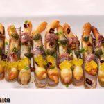 Douze recettes aux crustacés pour les apéritifs et les tapas des fêtes