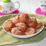 Recette de beignets d'épeautre aromatiques, moelleux et délicieux