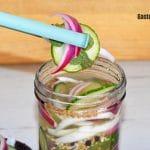Concombre mariné à la menthe, une recette simple pour de délicieux apéritifs et salades
