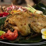 Ayam Betutu balinais: recette de poulet épicé