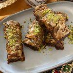 Baklawa aux dattes et aux noix |  Recettes de baklava maison