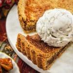 Tarte aux dattes ma'amoul |  Recettes de desserts sans gluten