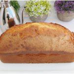 »Plumcake à l'huile d'olive - Recette Plumcake à l'huile d'olive de Misya