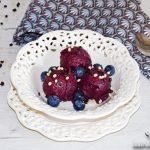Comment faire un sorbet instantané aux fruits et au yaourt, une recette saine, rafraîchissante et délicieuse